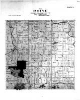 Rhine Township, Crystal Lake Park, Rhine Mills, Sheboygan County 1902 Microfilm